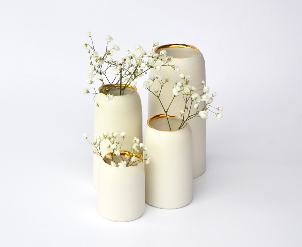 Vases Candle - Karen Petit - Art de la table - © Sandelin concept store